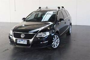 VW Passat Turbo Diesel 20017 Wagon, Auto, Black,Leather,RoofRacks Northcote Darebin Area Preview