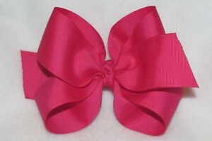 LOT-OF-12-CUSTOM-HAIRBOWS-INFANTS-TODDLERS-GIRLS