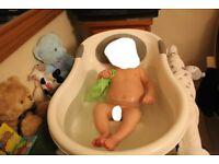 Tippitoes Mini Bath (White)