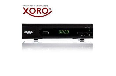 XORO HRK 7660 DVB-C digitaler HD Kabel-Receiver, HDMI, SCART, USB, PVR Ready