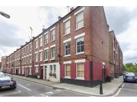 WOW 4 BEDROOM HOUSE AVAILABLE IN JANUARY BETHNAL GREEN SHOREDITCH LIVERPOOL STREET