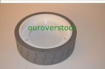 Jlg Scissor Lift Wheel Tire Assembly Non Marking Rim 2915012 1230es 1930es