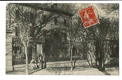 CPA-Carte Postale-FRANCE- Aumale Cercle militaire  en 1913  VM15044