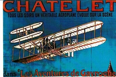 CPA-Carte Postale-France-Nos transports en 1900:Chatelet aventures de gavroches