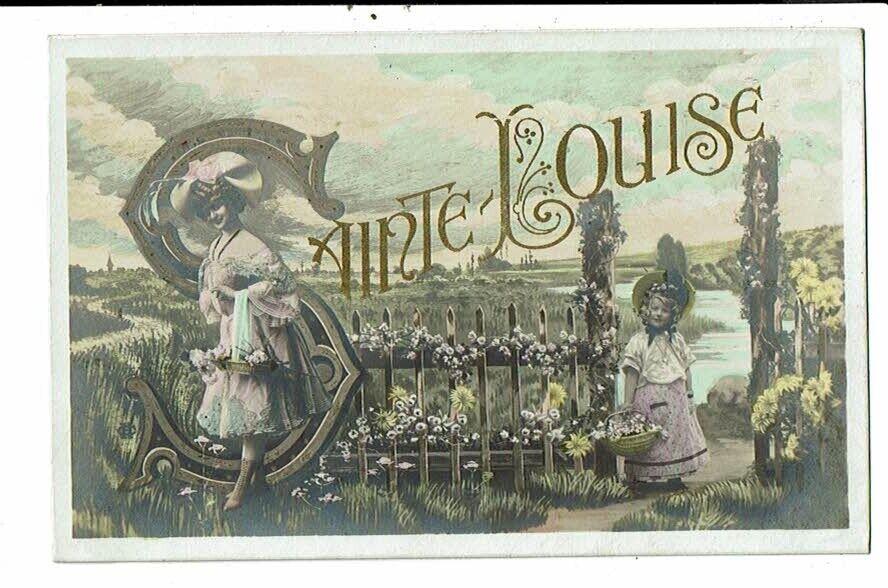 CPA-Carte Postale FRANCE-Sainte  Louise -VM13418