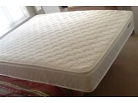 Almost brand new Kingsize mattress - Immaculate!