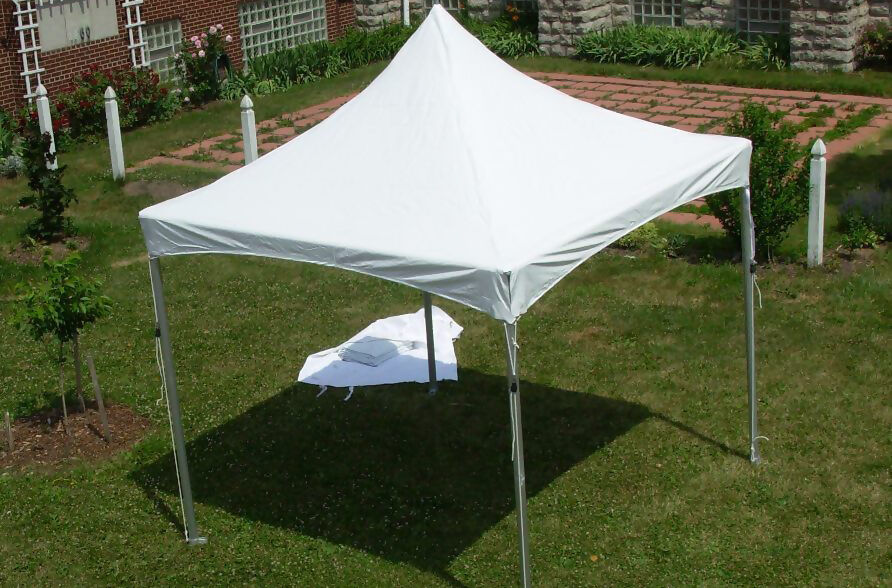 How to Build Your Own Canopy Tent | eBay & DIY A-Frame Tent u2014 Crafthubs