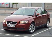 2008 Volvo S40 1.6L MINT FSH, 2 KEYS, BLUETOOTH, 4 NEW TYRES not mazda 6, vauxhall insignia s 40 s60