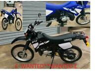 Yamaha DT125R, LOOKING FOR ORIGINAL CONDITION , GENUINE BUYER, CAN COLLECT ASAP