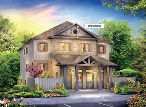 Brand new townhome in a great neighbourhood for rent Kitchener / Waterloo Kitchener Area image 1