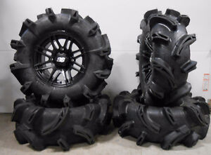 Set of 4 x 27x10x12 Gorilla Silverback Mud Tires -50% off!