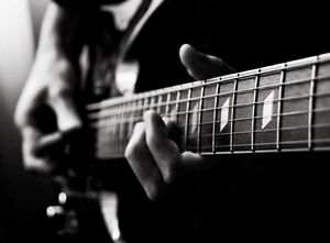 Professional guitarist offering lessons!  FIRST LESSON FREE!