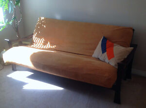 Modern and comfortable futon for sale