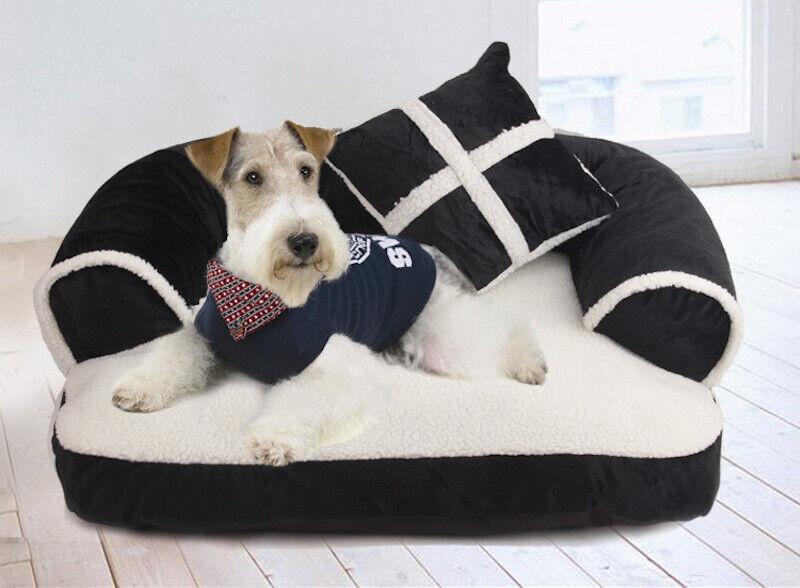 pet dog bed lounge sofa style pet