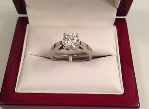 SAVE $7000 19K 0.80ct, SI2, H, GIA Certified! Excellen Condition