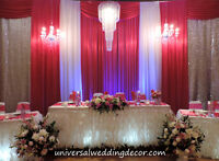 WEDDING DECOR AND FLORAL ARRANGEMENT REASONABLE PRICES