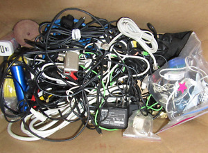 Box of Electronic Items, AS IS...Cameras, Phones, Game Boy, etc.