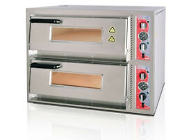 EGS PIZZA OVEN - DOUBLE DECK