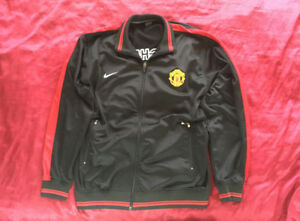 Rare Manchester United Nike Track / Warm Up Jacket Brand New