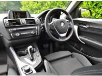 2012 BMW 1 SERIES 118D 2.0SPORT Automatic Hatchback