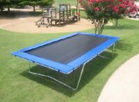 Looking for a free trampoline