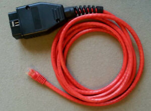 BMW F-series Coding Cable Ethernet to OBD2