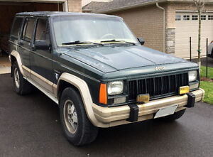 1994 Jeep Cherokee Country SUV, Crossover