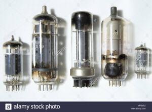 Television and Radio Vacuum Tubes
