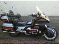 1500 Goldwing sell or may swap px.