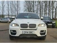 2014 BMW X6 3.0 XDRIVE40D 4d 302 BHP All Terrain Diesel Automatic