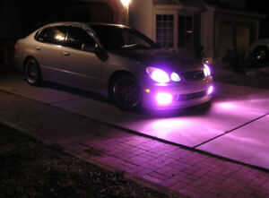 H16, 5202, 9005, H11 PINK HID kits