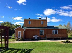 ** NEW PRICE--36.5 Acre Hobby Farm New Liskeard AREA