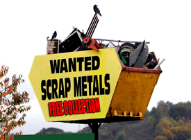 FREE SCRAP METAL COLLECTION ALL LONDON AREAS PAY BEST PRICE CASH
