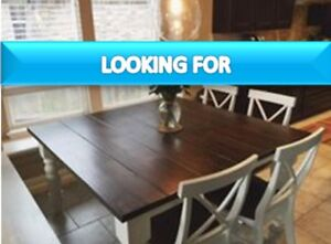 Looking for Kitchen Table