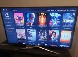 "Samsung 43"" (inch) Smart TV - LED / Full HD / Flatscreen / Apps"