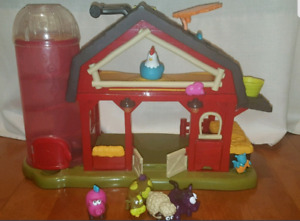 B. Toys musical farm, baby developing toy