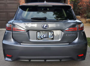 2014 LEXUS CT200h HYBRID LOW KMS GREAT CONDITION! CERTIFIED.