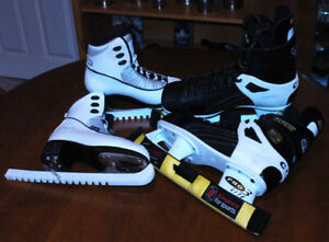 Men's and Ladies Skates