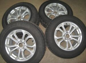 HONDA RIMS/TIRES - 245/65/17