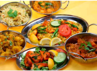 HOME COOKING INDIAN VEG.NON VEG.AT YOUR PLACE