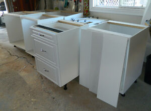 Open Face Lower Cabinets - $500 OR BEST OFFER...