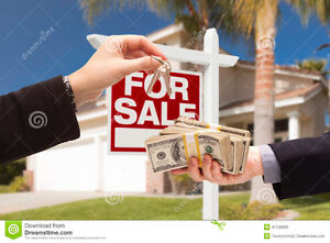 WE WANT TO BUY YOUR HOUSE. CLOSE QUICKLY. NO HASSLE