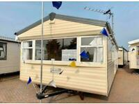 STATIC CARAVAN FOR SALE LYONS WINKUPS TOWYN OPEN CHRISTRMAS NEW YEAR