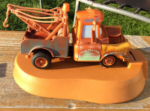 DISNEY PIXAR TOW MATER ANIMATED MOVING TALKING BANK Gatineau Ottawa / Gatineau Area image 5