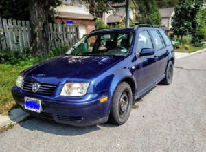 2005 Volkswagen Jetta TDI Wagon- High Milage - Make me an offer
