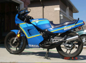 Looking for a rz350