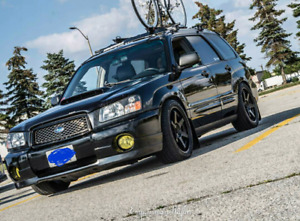 2005 Subaru Forester XT Priced Lowered