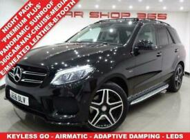image for 2016 16 MERCEDES-BENZ GLE-CLASS 3.0 GLE450 V6 (367 PS) AMG (PREMIUM PLUS) 4MATIC