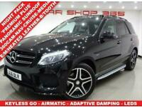 2016 16 MERCEDES-BENZ GLE-CLASS 3.0 GLE450 V6 (367 PS) AMG (PREMIUM PLUS) 4MATIC