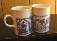 set of 10 mugs